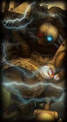 蒸汽机器人-布里茨(Blitzcrank)