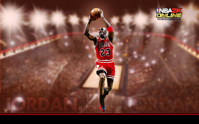 《nba2k Online》 乔丹精美壁纸下载 游戏 腾讯网