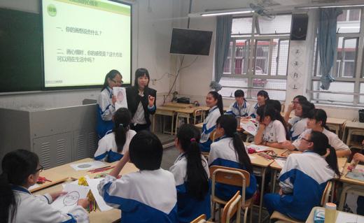 广州幼儿师范学校:100%女生