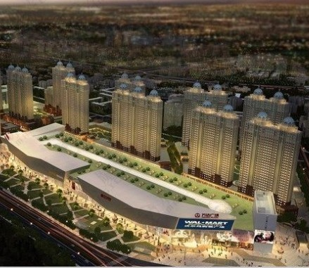 哈尔滨纪念塔广场平面图