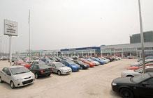 汉阳-黄金口汽车市场