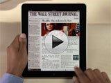 视频:The Wall Street在iPad上的应用体验