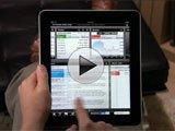 视频:ETrade Mobile Pro在iPad上演示