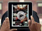 视频:Marvel Comics在iPad上的应用演示