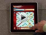 视频:Scrabble在iPad上的应用演示