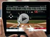 视频:At Bat 2010在iPad上的应用演示