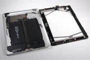 iPad的正反两部分