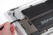 断开与电源、音量和屏幕旋转锁定按钮的连线