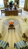 白宫办公室新装修 奥巴马大秀私家照