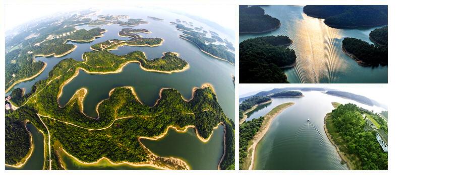 碧水洞天 松滋洈水风景区洈水风景区位于湖北省松滋市西南部,地处