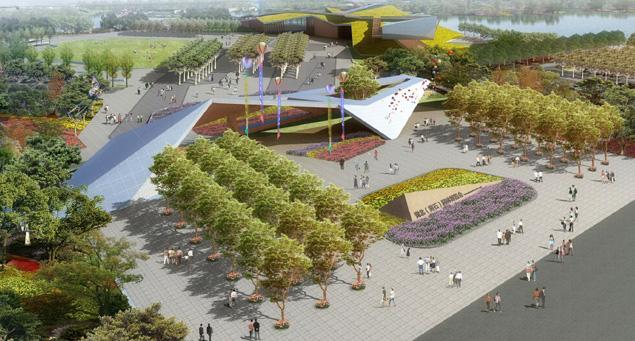 湖北省首届园林博览会将于9月26日在黄石市大冶湖生态新区开园.