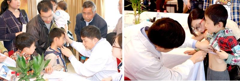 男孩1只耳被喊怪物 报名章庆国耳畸面诊会享万元补助