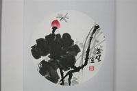 国画与篆刻艺人陈世旺