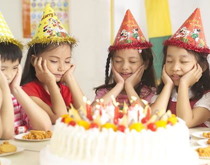 《我在幼儿园过生日》教案