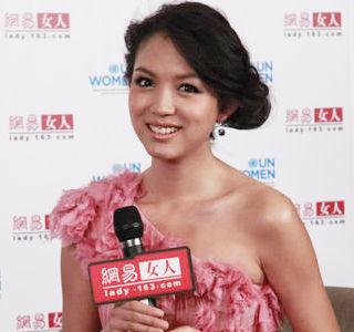 张梓琳:努力提高妇女地位是分内事
