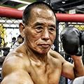67岁的健身教练孙爱国