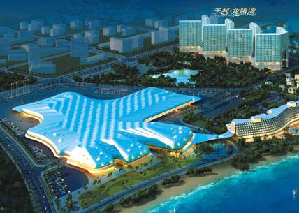 国际湾区物业――天利・龙腾湾