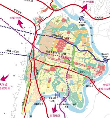 蔡家店村线路图