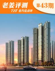 香开新城:墅质纯板奢宅 全卧朝南