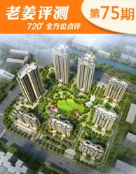 中庚香江万里:市中心难以寻觅的CBD城市公园生态住宅