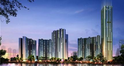 中惠国际金融中心 中惠国际金融中心位于蕉门地铁站旁,未来的南沙cbd