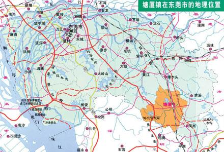 深圳万科麓山地图