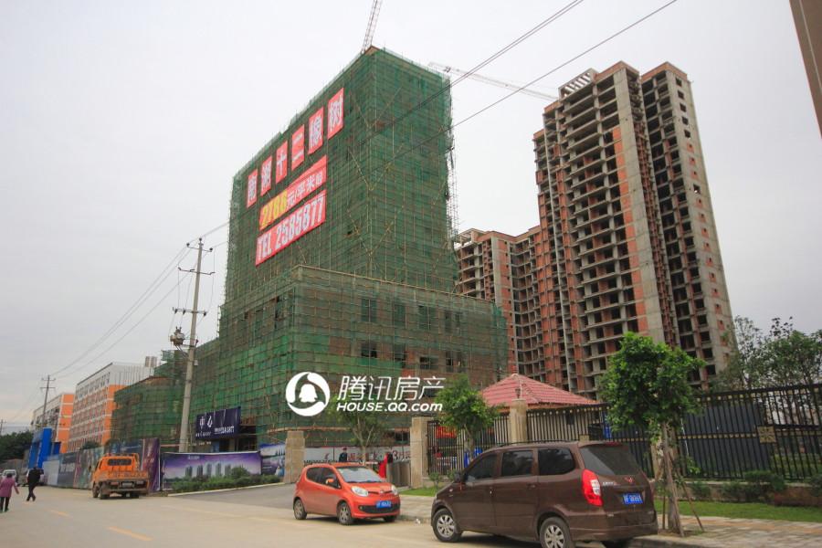 德阳楼市12月最新楼盘建设进度_腾讯房产德阳