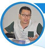 沙田港口国际营销总监 陈麟
