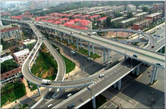 北京大路风景图