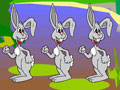 疯狂兔子舞·英文歌曲