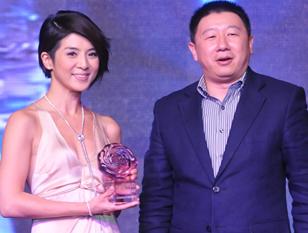 010年腾讯网美妆大赏 腾讯女性图片
