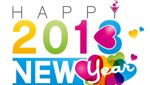 告别末日,你好2013!