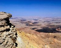 以色列著名景点之Ramon Craters