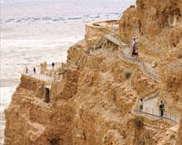 以色列著名景点之马萨达
