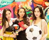 L.Lady世界杯派对