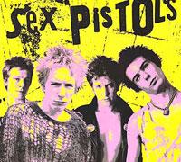 性手枪乐队Sex Pistols