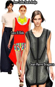 Ann-Sofie Back Atelje,Sass & Bide,Jean-Pierre Braganza