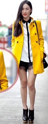 伦敦时装周街拍趋势