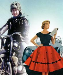 从冷战到融合 时尚60年