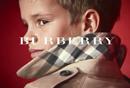 """""""贝家二公子""""代言Burberry"""