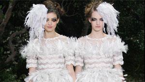 2013春夏巴黎高定时装周
