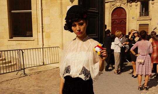尚雯婕带你去看Dior秀场