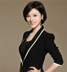中央电视台著名节目主持人―胡蝶