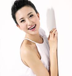 中央电视台著名节目主持人―张蕾