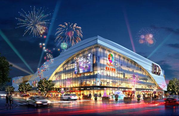 腾讯房产独家专访南昌新城吾悦广场营销副总章耀图片