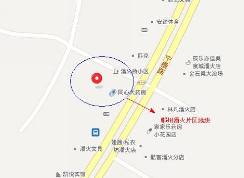 大庆东城区规划图_宿迁东城美域楼盘配套地图