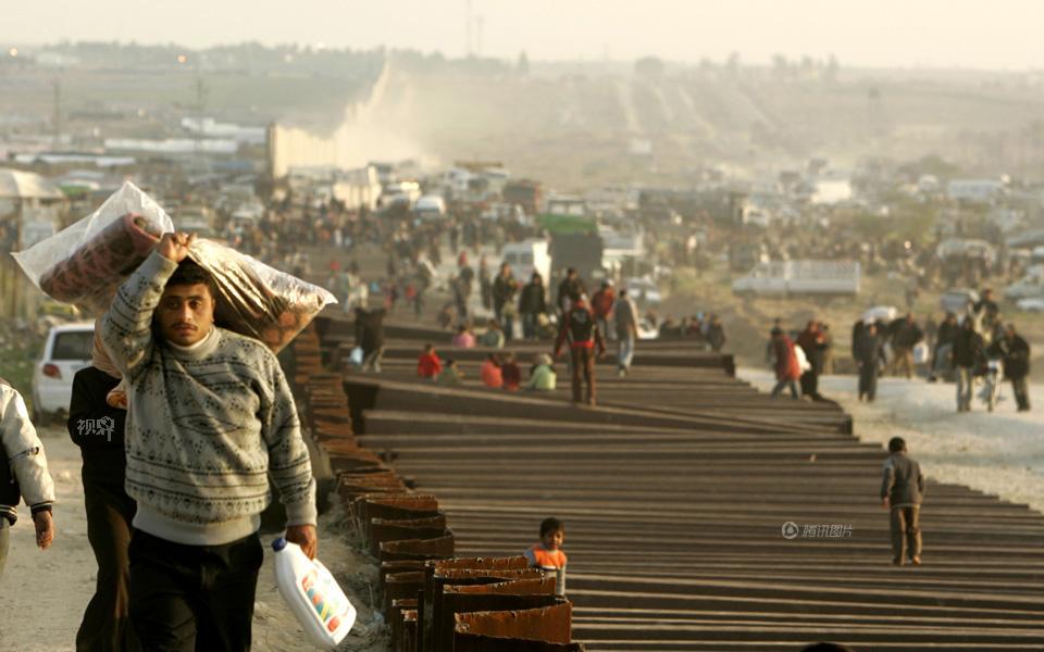 《视界》:  囚城加沙