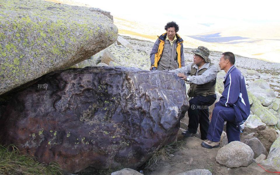 《视界》:  一颗陨石引发的故事
