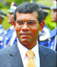 马尔代夫总统纳希德
