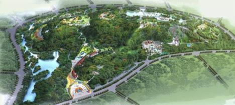[详情]     凤岭儿童公园项目总投资约8亿元,是广西首家以儿童为主要